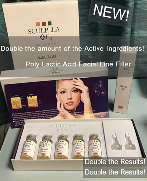Sculplla Facial Filler Mask | Skincare Facial Services